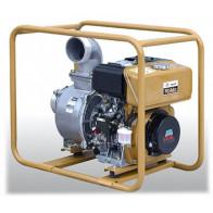 Мотопомпа дизельная для чистой воды PTD406