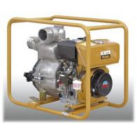 Мотопомпа дизельная для сильнозагрязненных жидкостей PTD206T