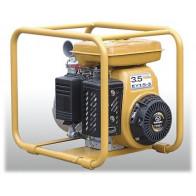 Мотопомпа бензиновая для сильнозагрязненных жидкостей PTG208ST