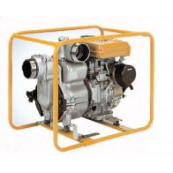 Мотопомпа бензиновая для сильнозагрязненных жидкостей PTV406T